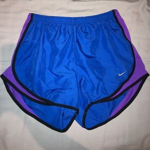 Nike Dri-Fit womens athletic shorts